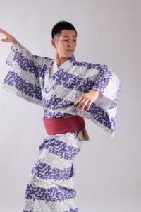 メンズ きもの 着物 ゆかた 浴衣 KIMONO 原宿 HARAJUKU
