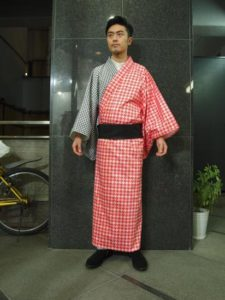 超特急 ROBE JAPONICA ローブジャポニカ 浴衣 ゆかた 着物 きもの 袴 生写真