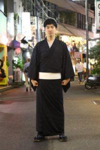 メンズ,着物,浴衣,KIMOMO,HARAJUKU,yukata,ブランド,シフォン,袷