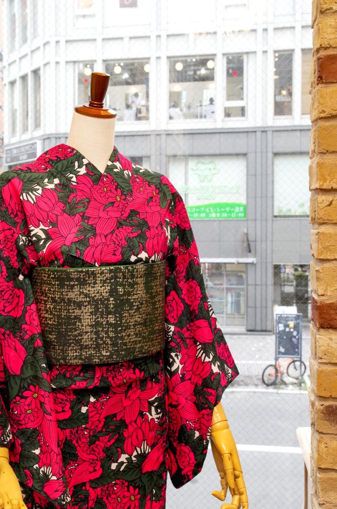 メンズ,着物,浴衣,KIMOMO,HARAJUKU,yukata,ブランド,原宿,渋谷,東京,rj,広島,キモノグラース,kimonograce